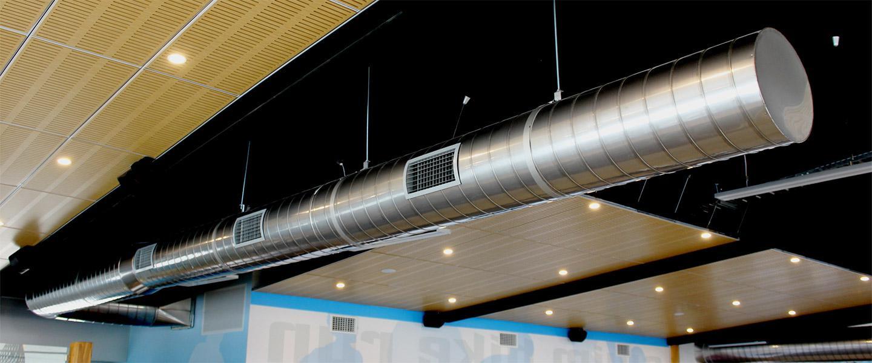 室外空调管道
