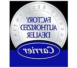 承运人工厂授权经销商标志